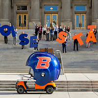 2019 Boise State Day at the Capitol