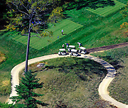 Aerial view of Golfers ag Odessa National Golf Course, Townsend, Delaware