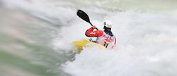 18.06.2010, Drauwalze, Lienz, AUT, ECA Kayak Freestyle European Championships, im Bild Feature Fresstyle Kajak, Koll Martin, GER, Men, #31, EXPA Pictures © 2010, PhotoCredit: EXPA/ J. Feichter