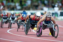 JONES Jade, GBR, 1500m, T54, 2013 IPC Athletics World Championships, Lyon, France