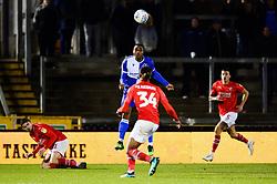 Victor Adeboyejo of Bristol Rovers - Mandatory by-line: Dougie Allward/JMP - 13/11/2019 - FOOTBALL - Memorial Stadium - Bristol, England - Bristol Rovers v Swindon Town - Leasing.com Trophy