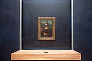 Leonardo Da Vinci's Monna Lisa