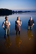 Promotional portrait of Hilary Scott & The New County Line