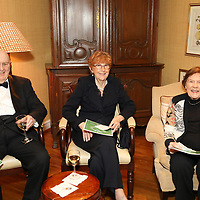 Fan Austin, Virginia Wedon, Dr. Mabel Burkerson