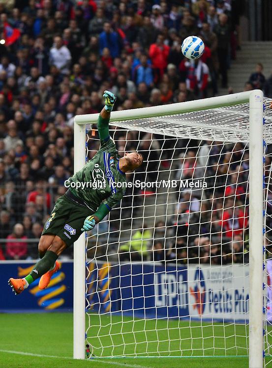 Alphonse AREOLA    - 11.04.2015 -  Bastia / PSG - Finale de la Coupe de la Ligue 2015<br />Photo : Dave Winter / Icon Sport