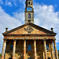 St Andrew's in the Square in Glasgow, Scotland<br />