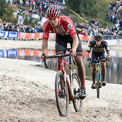 13-10-2019: Cycling: Superprestige Veldrijden: Gieten Joris Nieuwenhuis, Lars van der Haar