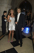 Rebecca Loos and Rick Parfitt Jnr.. Andy and Patti Wong host  party to cleebrate then Chinese New Year of the Dog. Royal Courts of Justice. Strand. London. 28 January 2006. © Copyright Photograph by Dafydd Jones 66 Stockwell Park Rd. London SW9 0DA Tel 020 7733 0108 www.dafjones.com