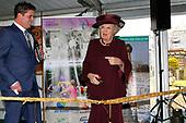 Koningin Beatrix bij 100 jaar Plattelands Jongeren Gelderland