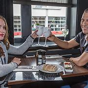 20160521 Martin Kok en nwe vriendin