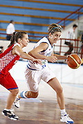 DESCRIZIONE : Porto San Giorgio Torneo Internazionale Basket Femminile Italia Croazia<br /> GIOCATORE : Raffaella Masciadri<br /> SQUADRA : Nazionale Italia Donne<br /> EVENTO : Porto San Giorgio Torneo Internazionale Basket Femminile<br /> GARA : Italia Croazia<br /> DATA : 28/05/2009 <br /> CATEGORIA : palleggio<br /> SPORT : Pallacanestro <br /> AUTORE : Agenzia Ciamillo-Castoria/E.Castoria<br /> Galleria : Fip Nazionali 2009<br /> Fotonotizia : Porto San Giorgio Torneo Internazionale Basket Femminile Italia Croazia<br /> Predefinita :