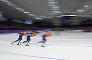 Men - Skating Team Pursuit - 18 February 2018