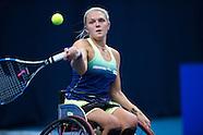 NEC Wheelchair Tennis Masters - 03/12/2015