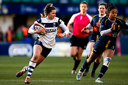 Lily Stoeger-Goddard of Bristol Bears Women - Mandatory by-line: Robbie Stephenson/JMP - 01/12/2019 - RUGBY - Sixways Stadium - Worcester, England - Worcester Warriors Women v Bristol Bears Women - Tyrrells Premier 15s