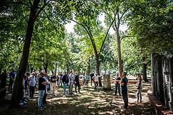 Lapidarium in Nis's Fortress, on June 29, 2019 in Nis, Serbia. Photo by Vid Ponikvar / Sportida