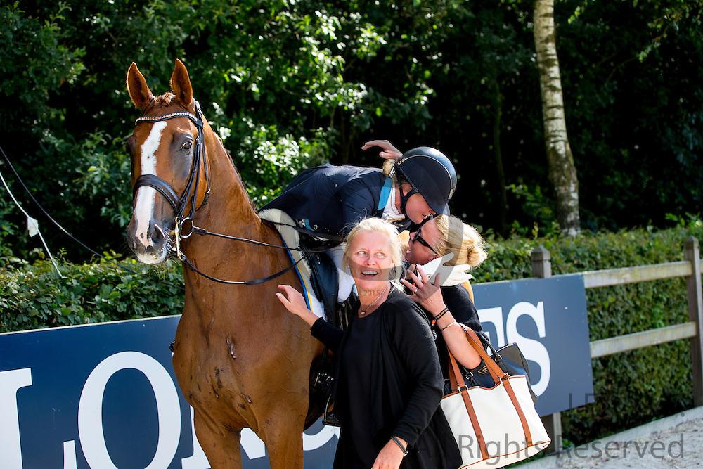 Jeanna Hogberg - Fiorucci HT<br /> Longines FEI/WBFSH World Breeding Dressage Championships for Young Horses 2016<br /> &copy; DigiShots