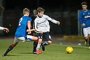 Brian Rice - Rangers v Dundee in the SPFL Development League at Forthbank, Stirling. Photo: David Young<br /> <br />  - © David Young - www.davidyoungphoto.co.uk - email: davidyoungphoto@gmail.com