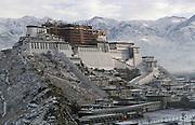 Potala Palace Lhasa, Tibet<br />Picture Credit: Dermot Tatlow