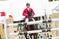 Schwizer Pius, SUI, Balou Rubin R<br /> Rolex Grand Prix Jumping<br /> Royal Windsor Horse Show<br /> © Hippo Foto - Jon Stroud