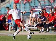 CHORZOW 01/06/2008.POLAND v DENMARK.INTERNATIONAL FRIENDLY.MARIUSZ JOP OF POLAND ..FOT. PIOTR HAWALEJ / WROFOTO