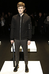 HERBST/WINTER 2013 during the Mercedes-Benz Fashion Week, in Berlin, Germany,  January 14, 2013. Photo by Imago / i-Images...UK ONLY
