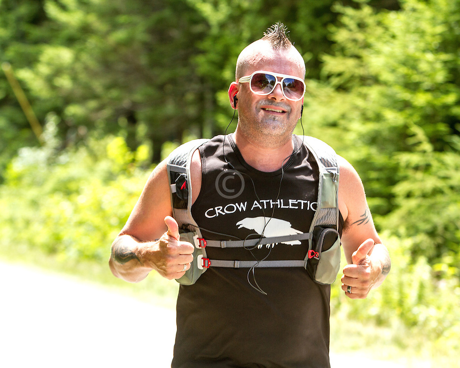Great Cranberry Island Ultra 50K road race: Doug Welch