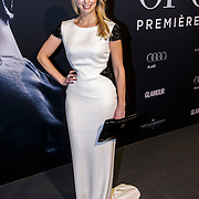 NLD/Amsterdam/20150211 - Premiere Fifty Shades of Grey, Alexandra Alphenaar