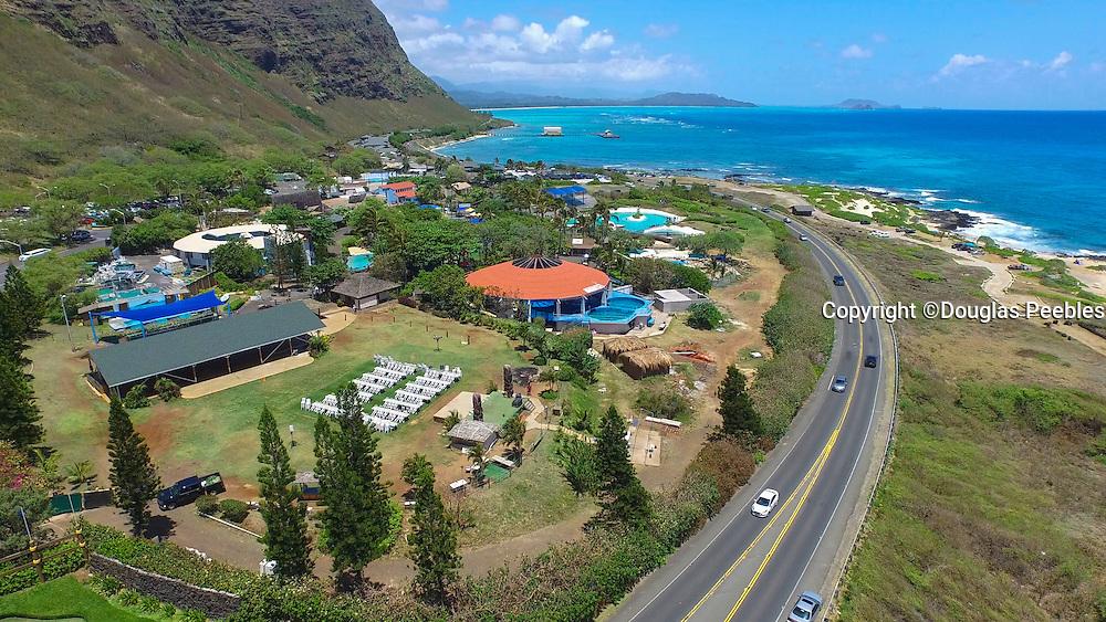 Sea Life Park, Makapuu, Beach, Oahu, Hawaii