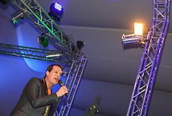 22.01.2018, Planai, Schladming, AUT, FIS Weltcup Ski Alpin, Slalom, Herren, Charity Night, im Bild Entertainer Gregor Glanz // during the Charity Night prior to the Schladming FIS Ski Alpine World Cup 2018 at the Planai in Schladming, Austria on 2018/01/22. EXPA Pictures © 2018, PhotoCredit: EXPA/ Martin Huber