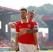 Charlton Athletic  v Fulham 03/10/2015