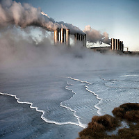 Iceland - Geothermal Power Stations in Iceland. The country is over 99% fossil fuel free for its electricity and hot water generation. The technology utilizes the fact that the earths crust is very thin in Iceland .