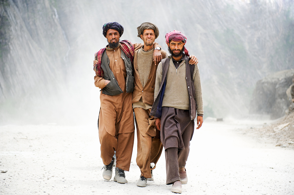 Bakarwal (or Bakharwal) is a nomadic tribe based in the Himalayan mountains of South Asia. They are mainly goatherds and shepherds.