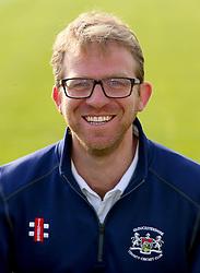 Gloucestershire CCC head coach Richard Dawson - Photo mandatory by-line: Dougie Allward/JMP - 07966 386802 - 10/04/2015 - SPORT - CRICKET - Bristol, England - Bristol County Ground - Gloucestershire County Cricket Club Photocall.