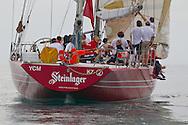 SPAIN, Alicante, 2nd November 2011. Volvo Ocean Race. Legends Regatta. Steinlager 2.