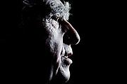 20180528/ Javier Calvelo - adhocFOTOS/ URUGUAY/ MONTEVIDEO/ Palacio Legislativo, Senado. Sanguinett se re&uacute;nen con lideres del Partido Nacional en cumbre de la oposici&oacute;n. El expresidente colorado Julio Mar&iacute;a Sanguinetti convoc&oacute; para este lunes a los lideres blancos con el objetivo de buscar acuerdos sobre la &quot;construcci&oacute;n de una alternativa de cambio&quot; por parte de la oposici&oacute;n.<br /> En la foto:  Julio Mar&iacute;a Sanguinetti dialoga con los medios tras la reuni&oacute;n en el Palacio Legislativo. Foto: Javier Calvelo /  adhocFOTOS