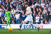 Mateusz Klich of Leeds United (43) in action during the EFL Sky Bet Championship match between Leeds United and Bolton Wanderers at Elland Road, Leeds, England on 23 February 2019.