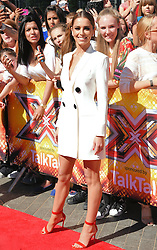 X Factor London Auditions photocall at Wembley Arena, Wembley on Sunday 19 July 2015
