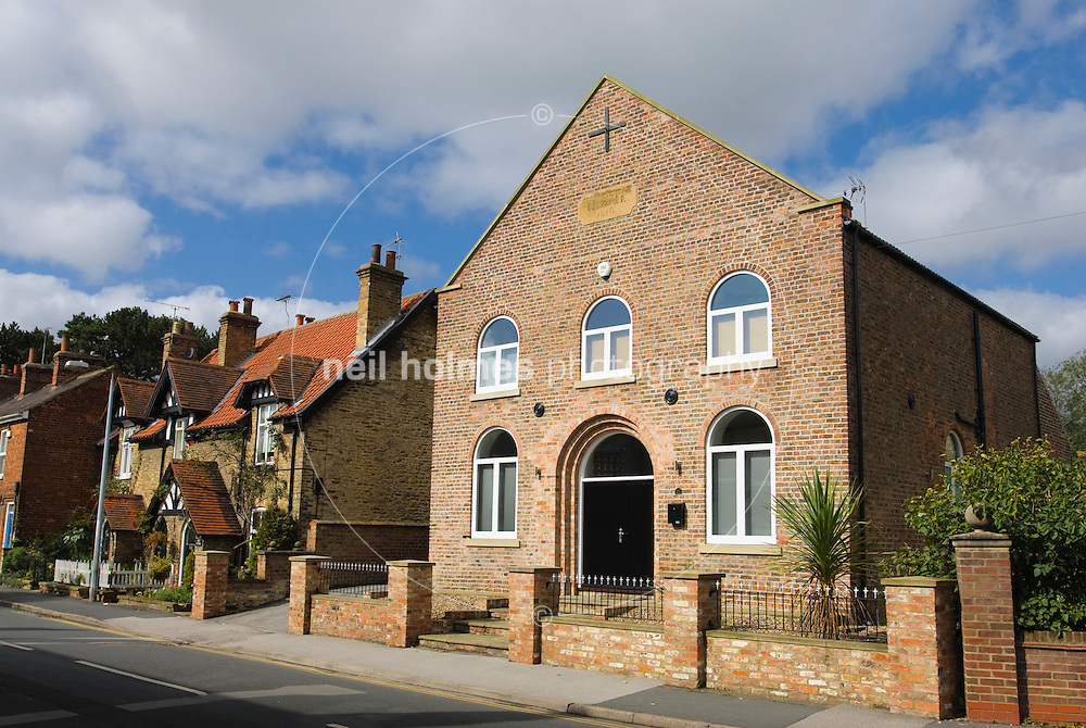Converted chapel on Church Street