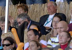 27-08-2006: VOLLEYBAL: NESTEA EUROPEAN CHAMPIONSHIP BEACHVOLLEYBALL: SCHEVENINGEN<br /> Hans Nieukerke<br /> ©2006-WWW.FOTOHOOGENDOORN.NL