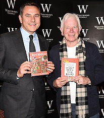 19 MAY 2016 David Walliams Book Signing