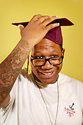 Acoyea Booze, 19. <br /> Portraits of eight students who are graduating from Renaissance Academy in 2016 &mdash; after a school year where three students were killed, including one inside the school.