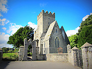 St Doulagh's Church, Balgriffin, Dublin, c.12th century a.d,
