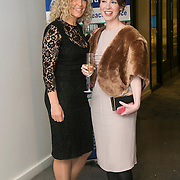 No Repro Fee<br /> 02/04/2015<br /> Pictured at the Spinal Injuries Ireland Lunch at the Marker Hotel, Dublin were<br /> Orla Rafter (left) and Lucy Heaney.<br /> Pic: Alan Rowlette
