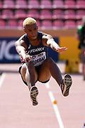 Enzo Hodebar (FRA) competes in Long Jump Men during the IAAF World U20 Championships 2018 at Tampere in Finland, Day 1, on July 10, 2018 - Photo Julien Crosnier / KMSP / ProSportsImages / DPPI