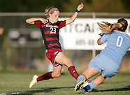 OC Women's Soccer vs Rogers State University - 9/29/2016