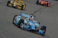 James Hinchcliffe, Newton, IA, USA 7/12/2014