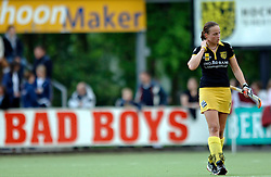 15-05-2005 HOCKEY: DEN BOSCH - HIGHTOWN: EUROPACUP 1: DEN BOSCH<br /> Den Bosch heeft vandaag de finale bereikt van het toernooi om de Europa Cup voor landskampioenen. De Brabantse ploeg deed dat met overmacht: 7-1 tegen het Engelse Hightown / Maartje Paumen<br /> ©2005-WWW.FOTOHOOGENDOORN.NL