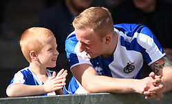 Spectators at the Sky Bet League Two match between Bristol Rovers and Accrington Stanley at Memorial Stadium on 12 September 2015 in Bristol, England - Mandatory by-line: Paul Knight/JMP - Mobile: 07966 386802 - 12/09/2015 -  FOOTBALL - Memorial Stadium - Bristol, England -  Bristol Rovers v Accrington Stanley - Sky Bet League Two
