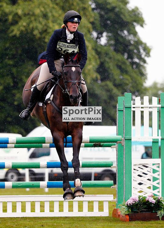 HOPETOUN INTERNATIONAL HORSE TRIALS..Emma Hawksby on Brannas Grandanto at Gillespie MacAndrew Hopetoun House Horse Trials...(c) STEPHEN LAWSON | SportPix.org.uk