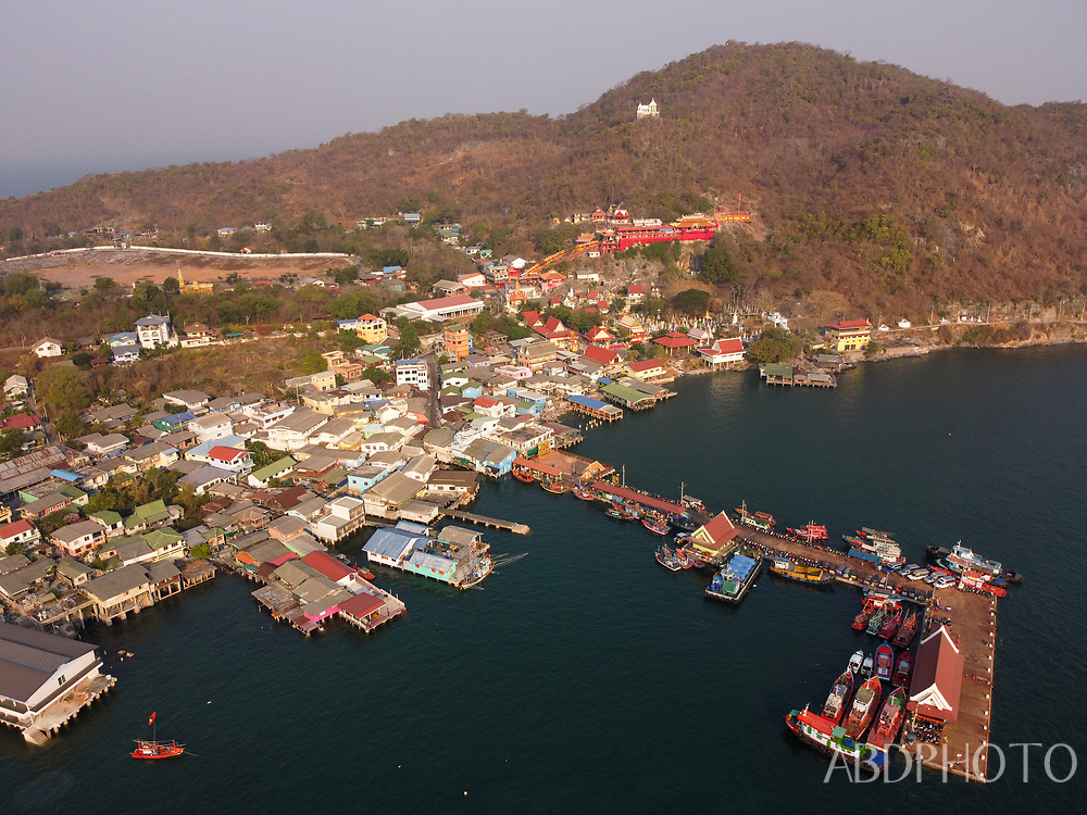 DCIM\100MEDIA\DJI_0190.JPG Koh Si Chang island near Si Racha in Chonburi province Thailand